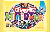 Bulk Charms Mini Pops - 6 - 325 Ct. Bags