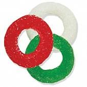 Albanese Assorted Christmas Wreaths ~ 5lb Bag