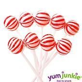 Red Petite Sassy Suckers Lollipops ~ 400 Count