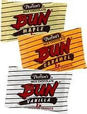 Bite Sized Bun Candy Bars