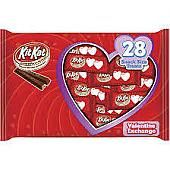 Valentine Kit Kat Miniatures ~ 13.72oz Bag