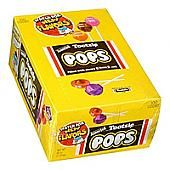 Tootsie Roll Pops ~ 100 Count Box