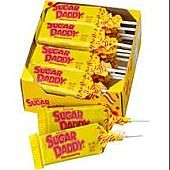 Sugar Daddy Lollipops ~ 24 Count