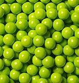 Lime Green Sixlets ~ 2lbs