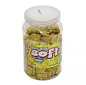 Soft Now and Later Banana Taffy - 39oz. Jar