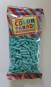 Robin's Egg Blue Licorice Pastels - 1lb