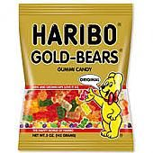 Haribo Gold Gummy Bears ~ 3lb.