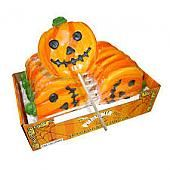 Pumpkin Face Pop - 12 Count