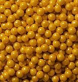Gold Candy Beads ~ 2lbs.