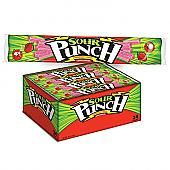 Sour Punch Straws Strawberry ~ 24ct