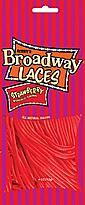 Gustaf's Strawberry Laces ~ 12 - 4oz Bags