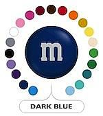 Dark Blue M&M's ~ 5lbs