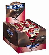 Ghirardelli Dark Chocolate Squares ~ 120 Count