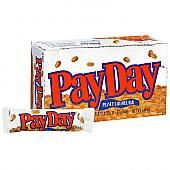 PayDay Candy Bar - 24ct.
