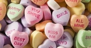 The Eclectic History of the Conversation Heart