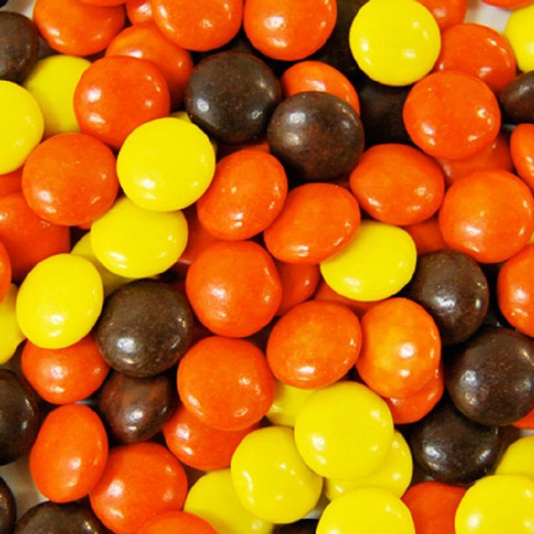 bulk reese pieces 25lb