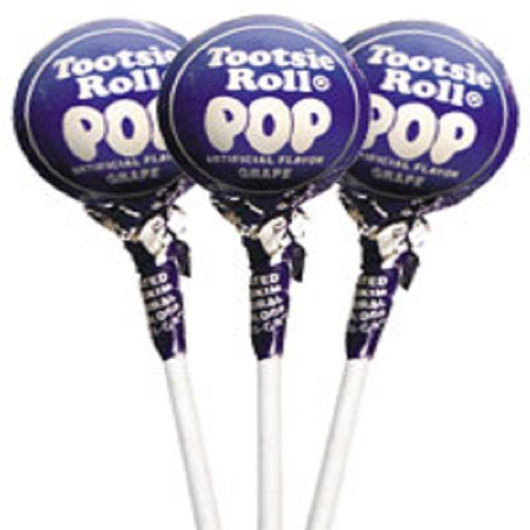 Tootsie > Candy > Tootsie Pops > Tootsie Pops |Tootsie Pop Sucker