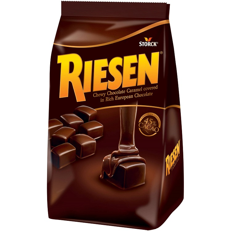 Riesen Candy 30 Oz Bag Chocolate Caramels