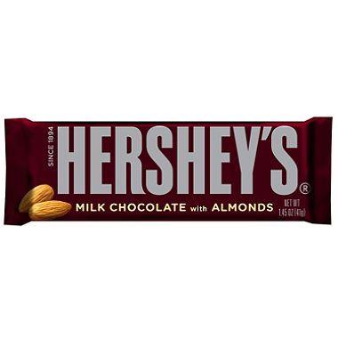 Hershey S Milk Chocolate Gluten Free