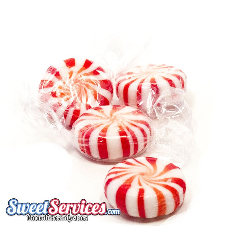 Primrose Peppermint Starlight Mints Red Amp White Candy