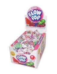 Charms Assorted Blow Pops ~ 100 Count