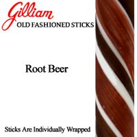 Rootbeer Candy Stick ~ 80 Count Box