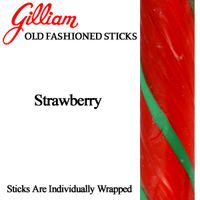Strawberry Candy Stick ~ 80 Count Box