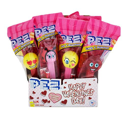 53dd50c7d26 Assorted Valentine Pez Dispensers