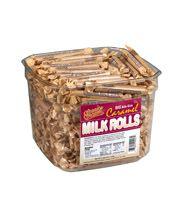 Caramel Milk Rolls