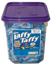 Blue Raspberry Laffy Taffy ~ 145 Count