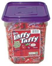 Cherry Laffy Taffy ~ 145 Count